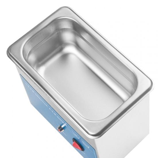 Συσκευή καθαρισμού εργαλείων με υπέρηχους χωρητικότητα 700ml 35 watt  - 0106289