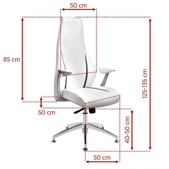 Πολυτελής καρέκλα αισθητικής - 0107977