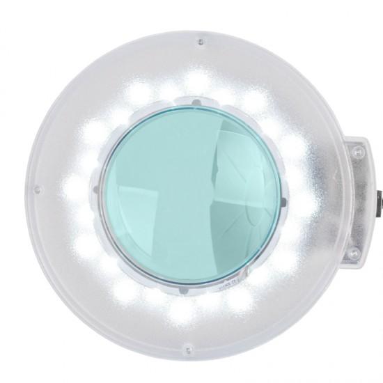 LED τροχήλατος μεγεθυντικός φακός αισθητικής 12watt - 0114196