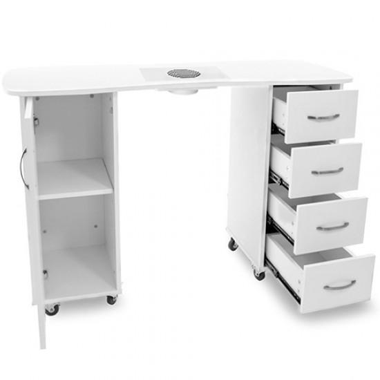 Τραπέζι μανικιούρ με απορροφητήρα - 0115632