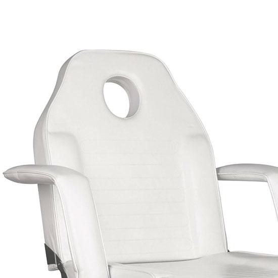 Τροχήλατη καρέκλα αισθητικής A-241 White - 0126412