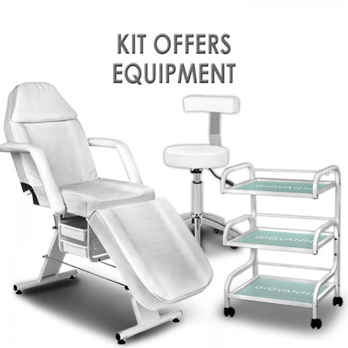KIT OFFERS EQUIPMENT