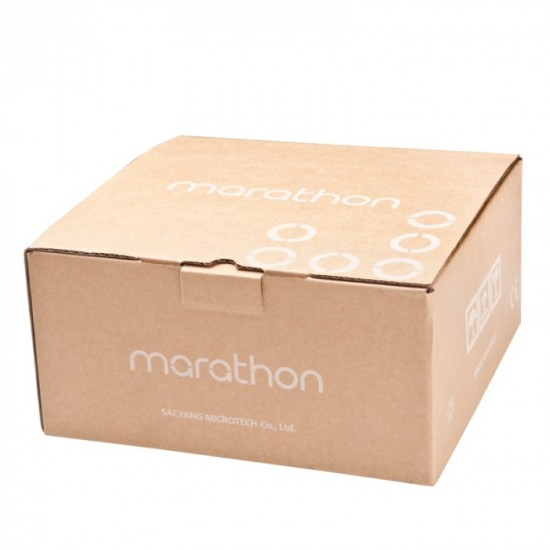 Επαγγελματικός τροχός νυχιών Marathon saeyang 3 champion white - 0101345