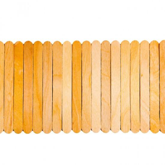Mia Calnea - Σπάτουλες 25τεμ. μήκος 94mm - πλάτος 10mm - πάχος 2mm - 6009737