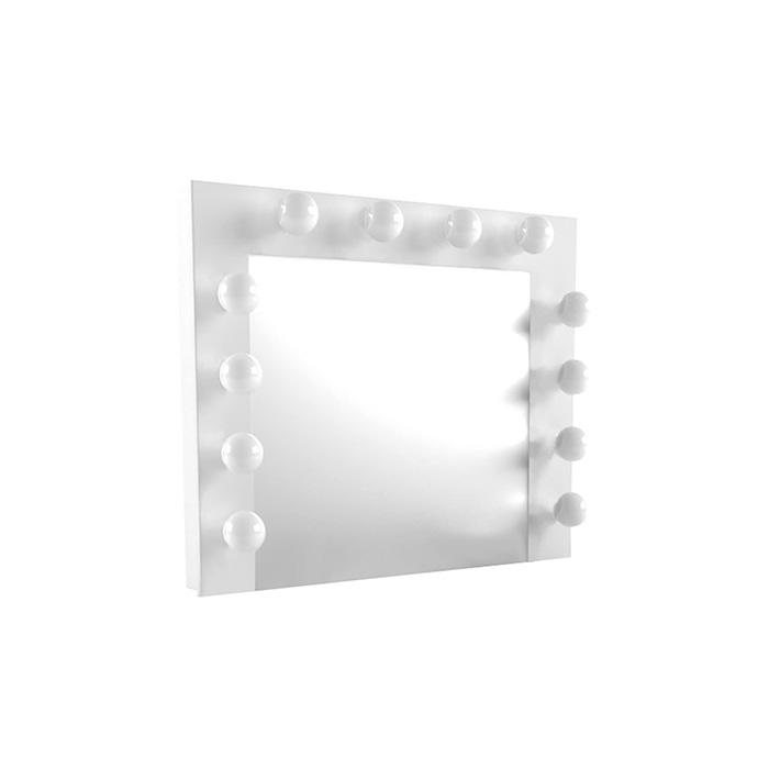 Επαγγελματικός καθρέπτης μακιγιάζ Led Hollywood Elegance 12 Bulbs - 3280300